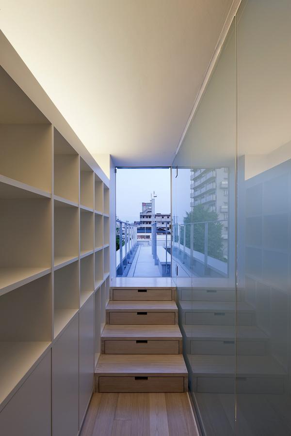 建築家:諸江一紀「御器所の住宅」