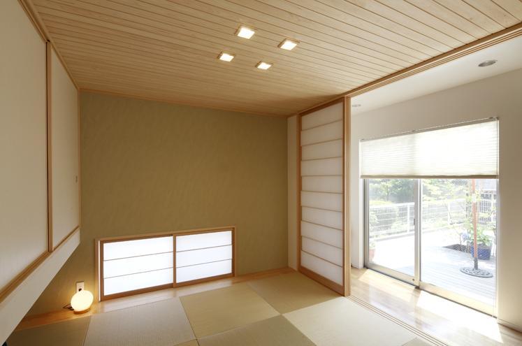 目黒区柿の木坂 I邸の写真 和室