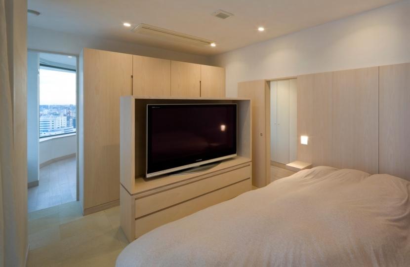 hosono houseの部屋 ベッドルーム