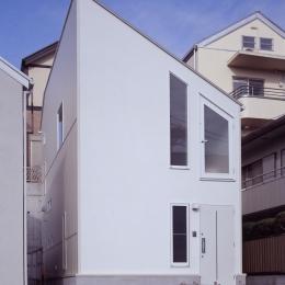 kawasaki house (外観)