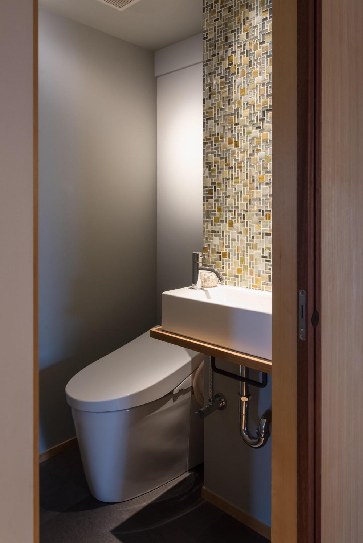 江戸川区Sさんの家 (トイレ)