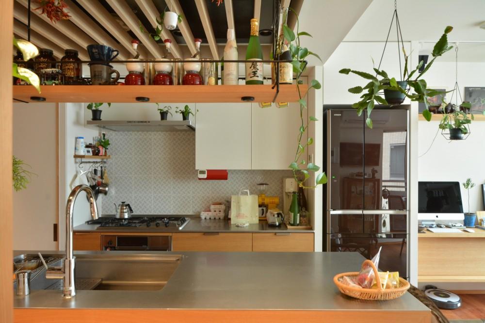 Tさんの家 (キッチン)