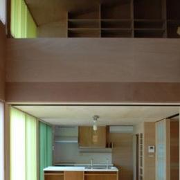 house k (開放的な空間)