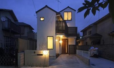 Hut room house/小屋部屋のある家