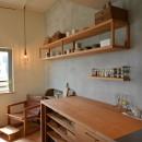 文京区Iさんの家の写真 キッチン
