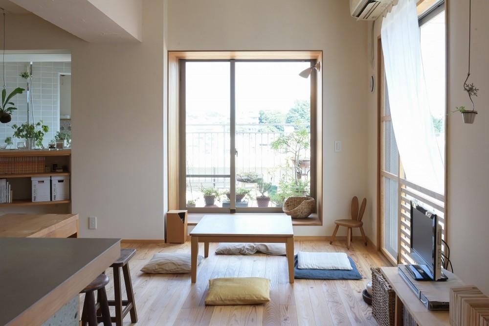 ハンズデザイン一級建築士事務所「文京区Iさんの家」