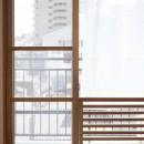 文京区Iさんの家の写真 猫用の木枠網戸