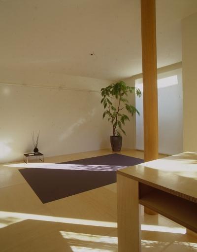 takemura house (リビングダイニング4)