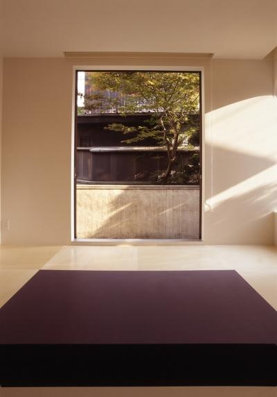 takemura house (リビングダイニング3)
