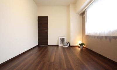 寝室|中古マンションで優雅に暮らす