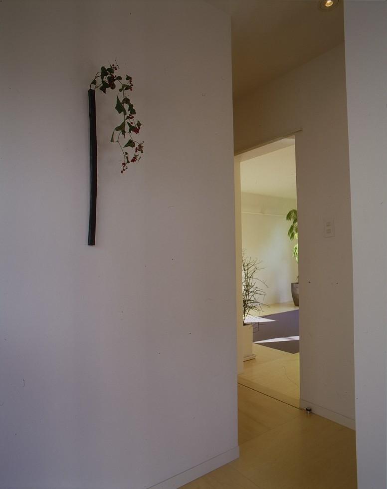 takemura houseの部屋 玄関