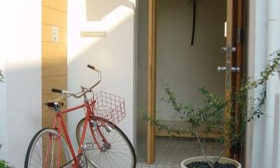 takemura house (玄関ポーチ)