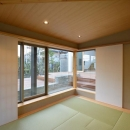 gokenya no ieの写真 ウッドデッキテラスと繋がる和室