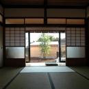 静岡県伊東市にある築100年の古民家の写真 開放的な和室