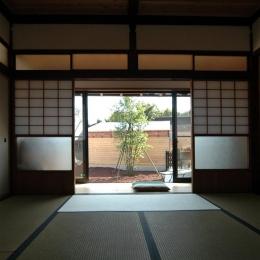 静岡県伊東市にある築100年の古民家