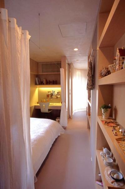 ベッドルーム (morishima house)