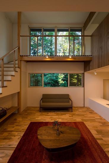 建築家:井口 哲一「つなぐ家  ー田上のI-House」