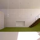 小島光晴の住宅事例「群馬県前橋市 House S  - 凹と凸 -」