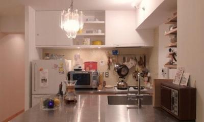 disch-こども部屋がセカンドリビングに (キッチン)