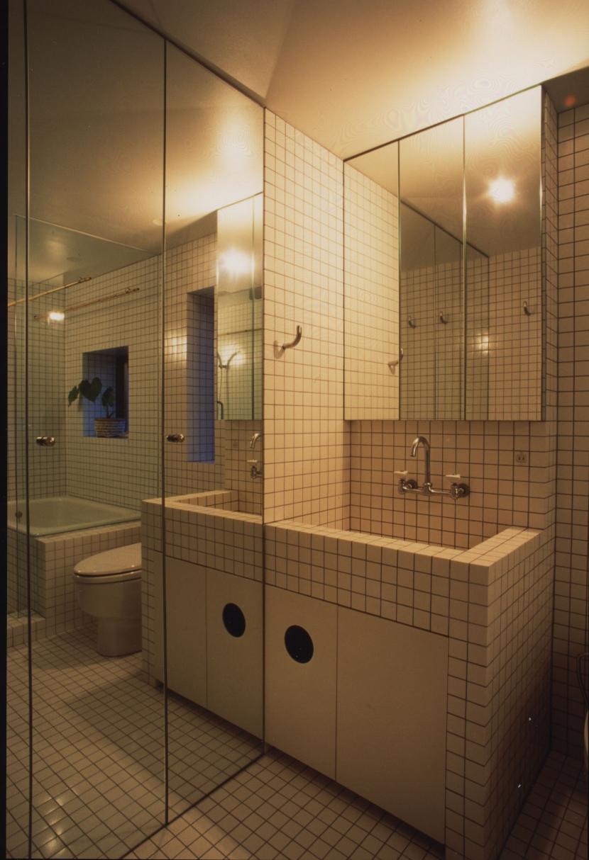 matsuura houseの部屋 洗面室