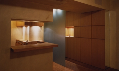matsuura house (キッチン)