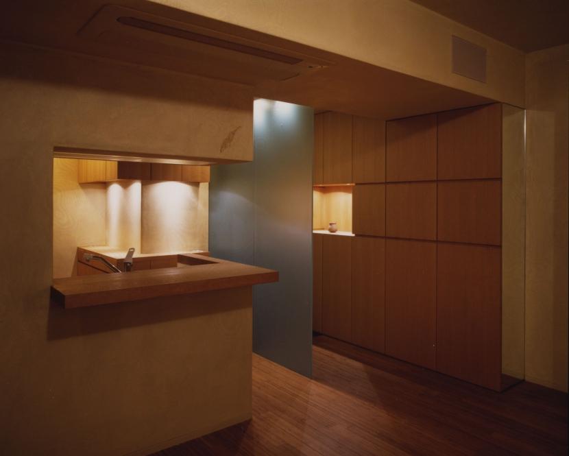 matsuura houseの部屋 キッチン