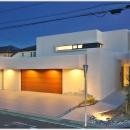 森本 初雄の住宅事例「タイルと土とアートと暮らす家」