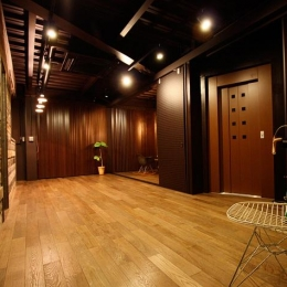 naked house (リビング1)