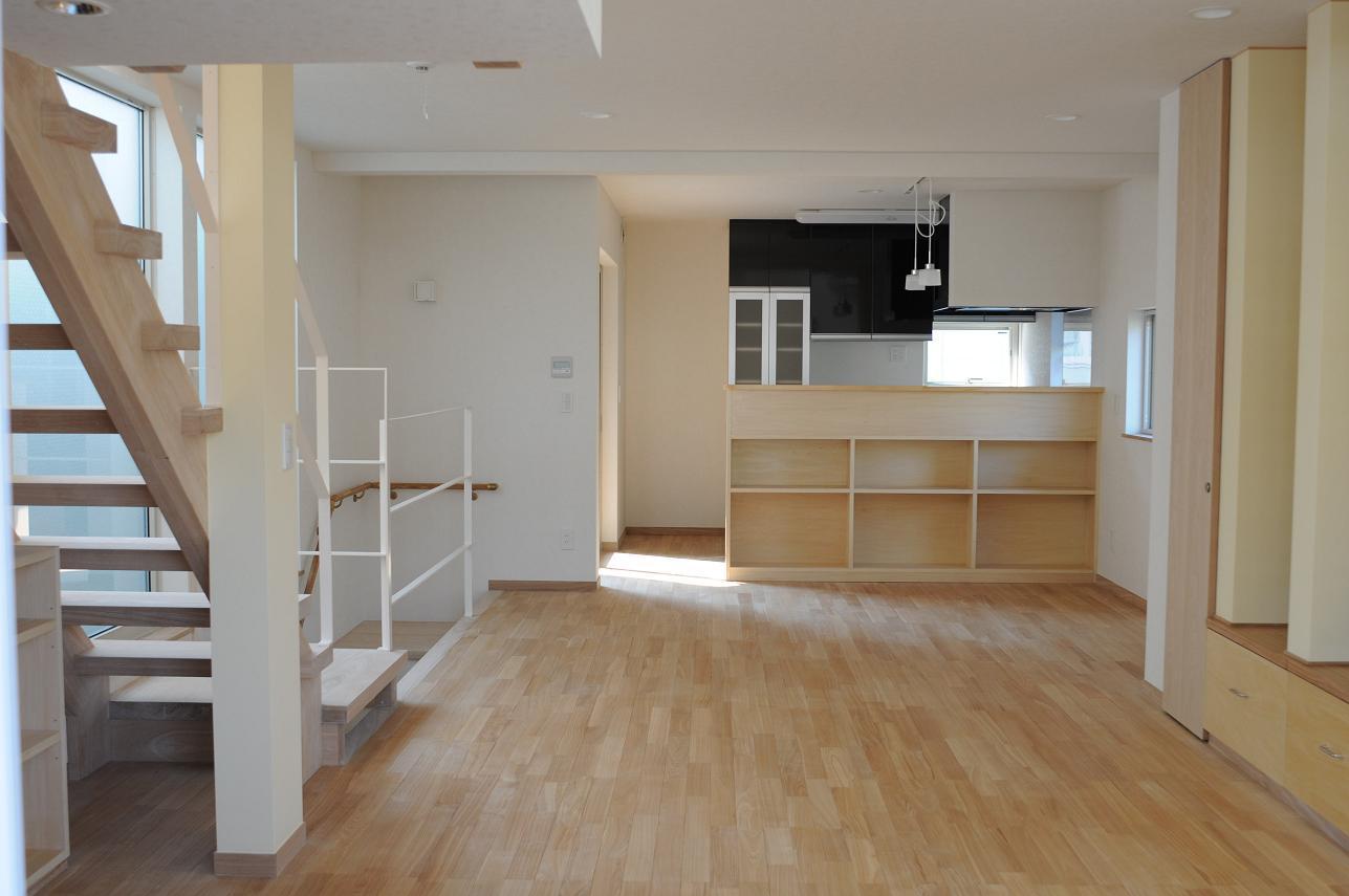 世田谷I邸-Ⅱの写真 2階リビング2