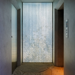 indigo houseの部屋 エレベーターホール