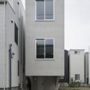 House in Osakiの写真 コンパクトな外観