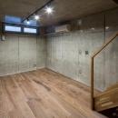 House in Osakiの写真 地下にある書庫