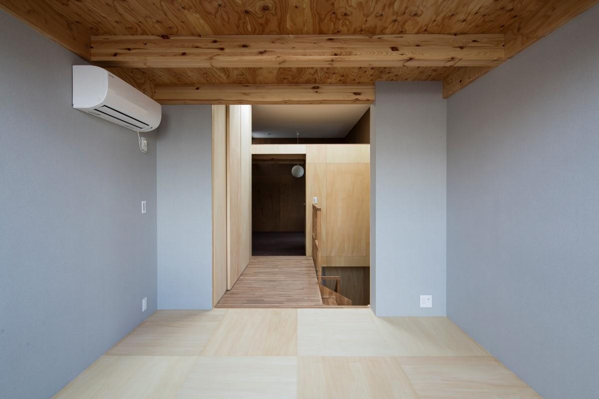 House in Osakiの部屋 寝室