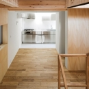 前田健太郎の住宅事例「House in Osaki」
