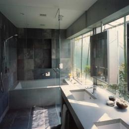 indigo houseの部屋 バスルーム