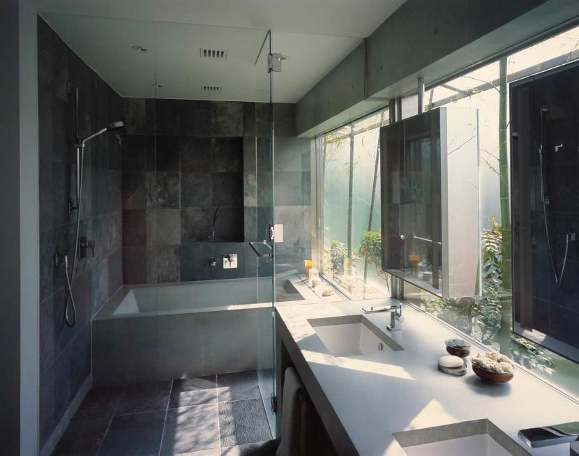 デザイナー:関 洋「indigo house」