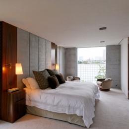 indigo houseの部屋 ベッドルーム