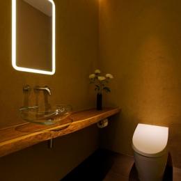 indigo houseの部屋 トイレ