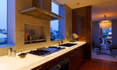 indigo house (キッチン)