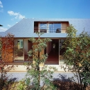 黒川智之の住宅事例「学園前の住宅」