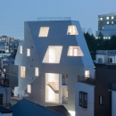 北千束の集合住宅の写真 外観-夜景
