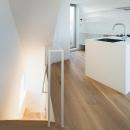 北千束の集合住宅の写真 キッチン2