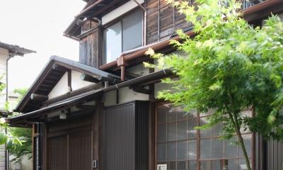 iesaka house (外観)