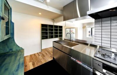 キッチン (Shabby Style)