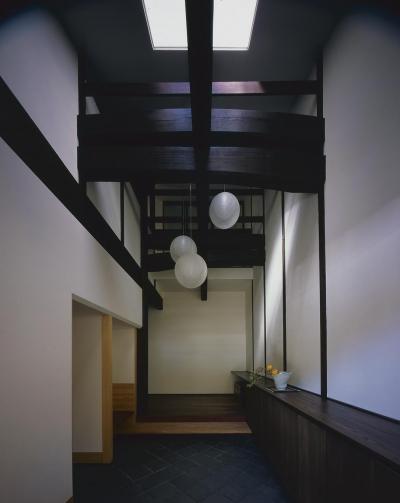 玄関 (ならまちの家)