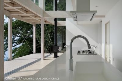 キッチン (028熱海伊豆山Yさんの家)
