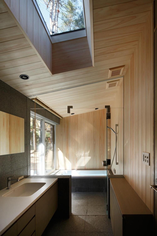 SK山荘 (浴室)
