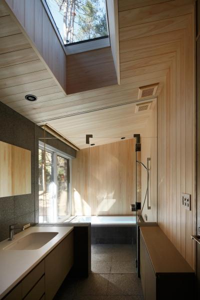 浴室 (SK山荘)