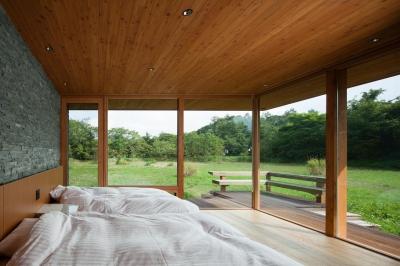 寝室 (K山荘)