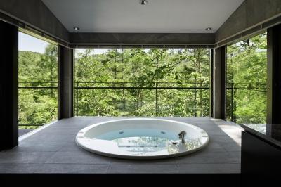 浴室 (IM山荘)